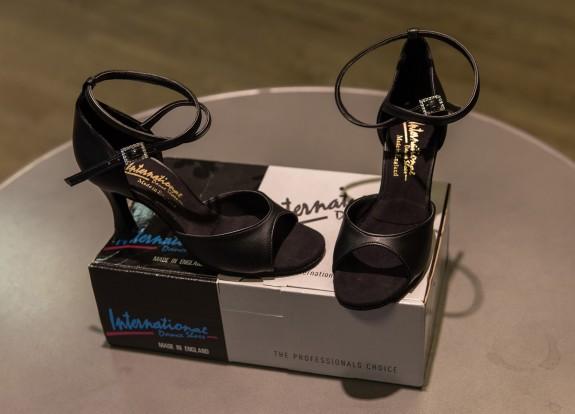 For Sale: International Dance Shoes