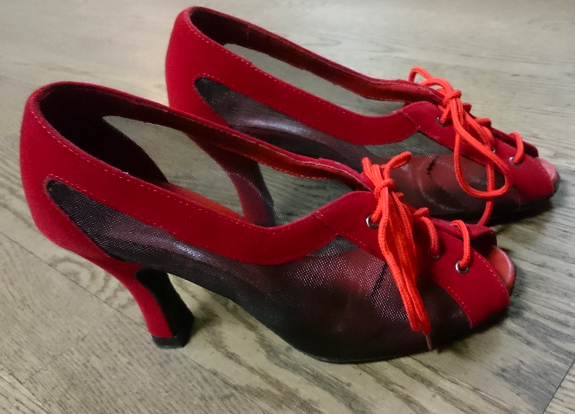 For Sale: Very Fine Dance Shoes